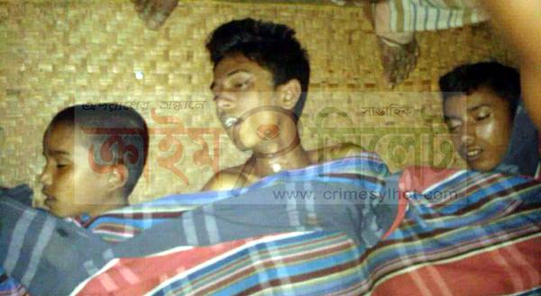 মোগলগাওয়ে হাওরে মাছ ধরতে গিয়ে বজ্রপাতে ৩ কিশোরের মৃত্যু