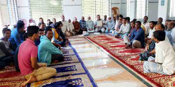 গোলাপগঞ্জে মসজিদের উন্নয়ন কাজ নিয়ে বিভিন্ন বিভ্রান্তিকর তথ্য প্রচার