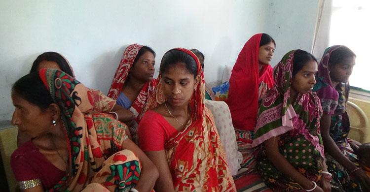 মৌলভীবাজারে বেশির ভাগ নারী চা শ্রমিক জরায়ু ক্যান্সারে আক্রান্ত