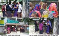 জৈন্তাপুরে মাতৃত্বকালীন ভাতার  টাকা ইউপি সদস্যদের পেটে