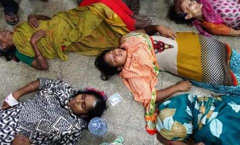 রমজানে রুহ্ আফজার শরবত খেয়ে হাসপাতালে ৩০ নারী-পুরুষ