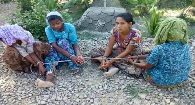 গণহত্যার জন্য মিয়ানমারের সেনাপ্রধানের অবশ্যই বিচার হতে হবে