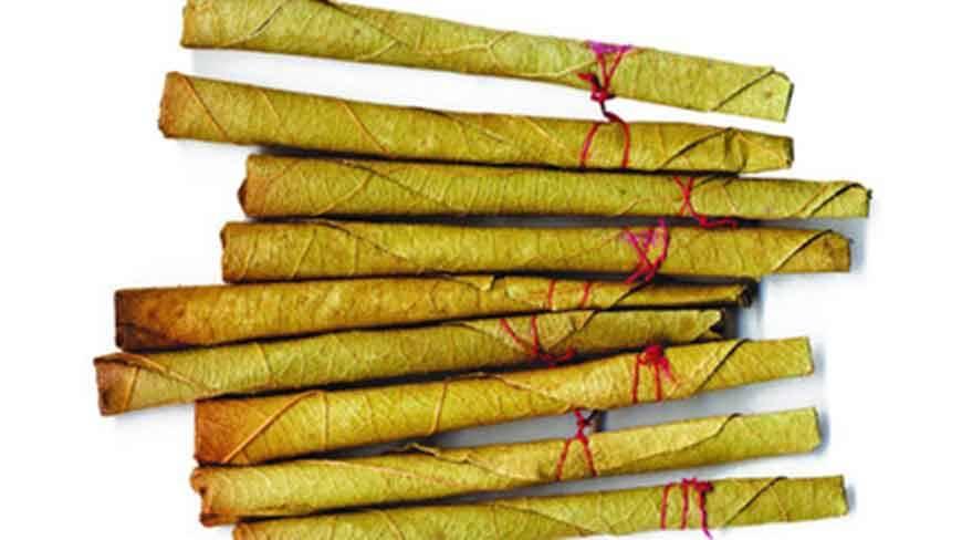 ছাতকে পুলিশের অভিযানে ভারতীয় নাছির বিড়ি উদ্ধার: মামলা দায়ের