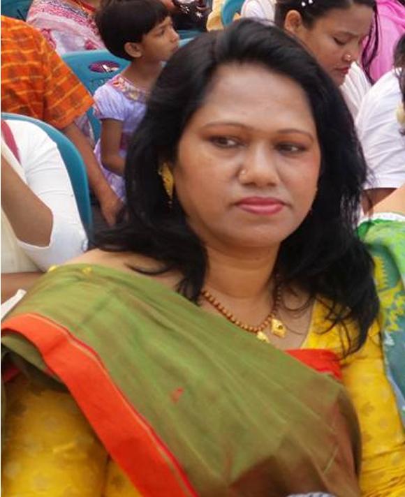 বাংলাদেশ নারী সাংবাদিক কেন্দ্রের কার্যকরী কমিটির সদস্য সুমি