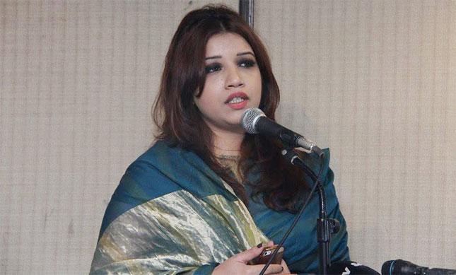 ইভিএম দিয়ে 'ভোট ডাকাতিও সম্ভব': শামা ওবায়েদ