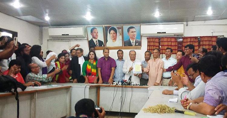 নয়াপল্টনের ঘটনায় ইসি দায়ী : রিজভী
