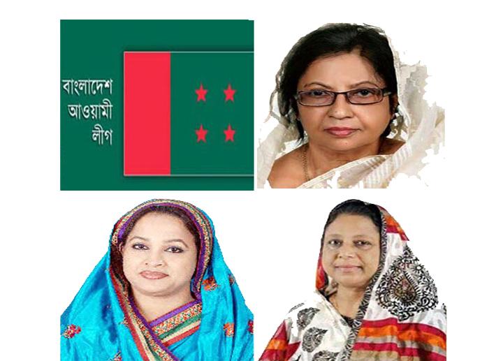 সুনামগঞ্জের ৩টি আসনে ৩জন নারী নেত্রীর মনোনয়ন ফরম সংগ্রহ করেছেন