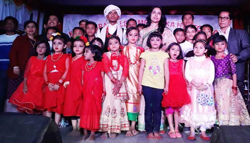 জৈন্তিয়ার খাসিয়া সম্প্রদায়ের প্রধান ধর্মীয় উৎসব হকতই পালিত