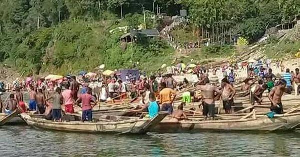 জাফলংয়ে বিএসএফ'র গুলিতে বারকি শ্রমিক আহতর ঘটনা বিজিবির স্বীকার