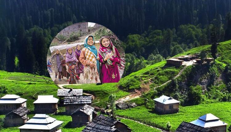 কাশ্মীরের ভিতরে আছে 'বাংলাদেশ'