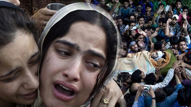 'কাশ্মীরে গণহত্যা চলছে'