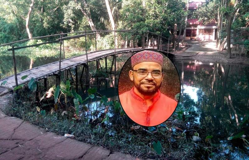 জগন্নাথপুরে শুধু পরিবারেরজন্য সরকারি ২১ লক্ষ টাকার ব্রীজ নির্মাণ