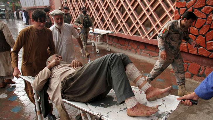আফগানিস্তানে মসজিদে জুমার নামাজে বোমা হামলা, নিহত ৬২