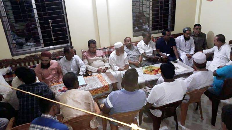 গোবিন্দগঞ্জ উপজেলা বাস্তবায়নের দাবিতে সভা
