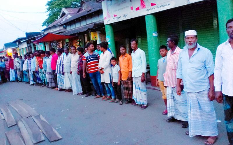 সুনামগঞ্জে সুদখোরের খপ্পর থেকে বাঁচতে চান ভুক্তভোগী জনসাধারণ