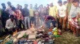 জাফলংয়ে ব্যবসায়ীদের উদ্যোগে ভেজাল বিরোধী অভিযান: ২ লাখ টাকার মালামাল ধ্বংস