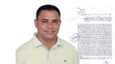 গোয়াইনঘাটে ইউপি চেয়ারম্যান আমিনুর রশীদের বিরুদ্ধে জোরপূর্বক স্ট্যাম্পে স্বাক্ষর নেওয়ার অভিযোগ