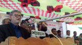 জগন্নাথপুর ও নবীগঞ্জ সীমান্তে মন্ত্রী-এমপিদের মিলন মেলা