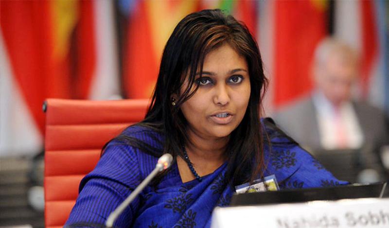 মধ্যপ্রাচ্যে প্রথম বাংলাদেশি নারী রাষ্ট্রদূত নাহিদা