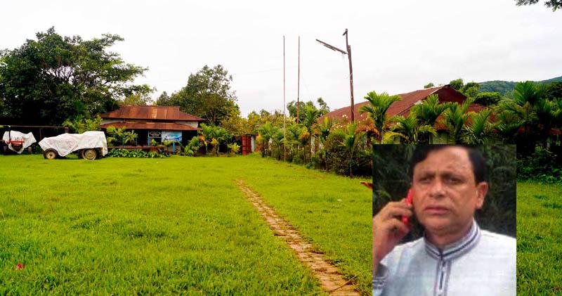 সুনামগঞ্জে 'মুক্তির মঞ্চ' সহ কয়েক কোটি টাকার সরকারি সম্পদ দখলের অভিযোগ