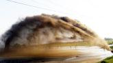 তাহিরপুরে বৌলাই নদীতে অপরিকল্পীত ড্রেজিংয়ে পরিবেশ হুমকির মূখে