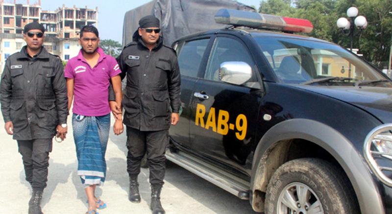 জৈন্তাপুরে ২১ কেজি গাঁজাসহ মাদক ব্যবসায়ী আটক