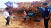 কোম্পানীগঞ্জে শ্রমিকের লাশ গুমের চেষ্টা, পাথর খেকো গ্রেফতার