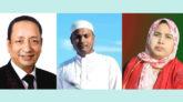 কানাইঘাট প্রেসক্লাব নেতৃবৃন্দকে অভিনন্দন জানিয়েছেন জনপ্রতিনিধিরা