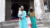 ছাতকে একই পরিবারের ৪ জনের ইসলাম ধর্ম গ্রহণ