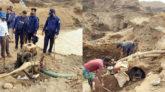 লোভাছড়ায় অভিযানে দেড় কোটি টাকার যন্ত্রপাতি ধ্বংস: বহাল তবিয়তে তমিজ বাহিনী