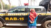 বসতবাড়িতে মিলল ইয়াবা, নারী আটক