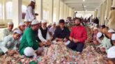পাগলা মসজিদের দানবাক্সে মিলল দেড় কোটি টাকা