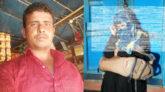 সুনামগঞ্জে বিয়ের দাবিতে প্রেমিকের বাড়িতে প্রেমিকার অনশন