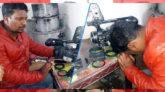 এমপি ও পুলিশের সামনে রাজশাহীতে সাংবাদিকের ওপর হামলা