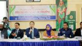 """জৈন্তাপুরে শিশু সুরক্ষায় চাইল্ড হেল্প লাইন """"১০৯৮""""র ওরিয়েন্টেশন অনুষ্ঠিত"""