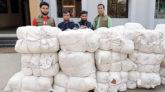 জৈন্তাপুরে ডিবির অভিযানে ১৪ লক্ষ টাকার ভারতীয় পণ্য আটক
