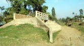 জগন্নাথপুরে রাস্তা বিহীন সেতু: জনমনে নানা প্রশ্ন