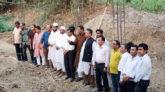 কানাইঘাট প্রেসক্লাবের চলমান ভবন নির্মান কাজে জনপ্রতিনিধিদের সহযোগিতার ঘোষনা