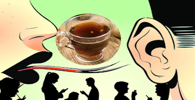 'রঙ' চায়ে মিলবে 'করোনা' থেকে মুক্তি: সিলেটজুড়ে চলছে গুজব!