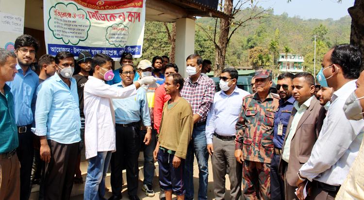 করোনা ভাইরাস: তামাবিল স্থলবন্দরে নজরদারি, চিকিৎসক বৃদ্ধির দাবি