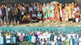 করোনা আতঙ্ক: ছুটি পেয়ে গোয়াইনঘাটের পর্যটন কেন্দ্রগুলোতে চলছে শিক্ষা সফর