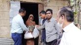 কানাইঘাটে ৬০টি পরিবারকে সহায়তা প্রদান, প্রশাসনের বিরামহীন তৎপরতা