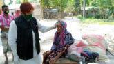 এই সঙ্কটের মাঝেও ৯০ বছর বয়সী মা'কে বের করে দিল ছয় ছেলে