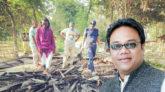 রণেশ ঠাকুরকে দোতারা দিবেন সুনামগঞ্জের আ'লীগ নেতা ব্যারিস্টার ইমন