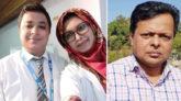 করোনার বিরুদ্ধে লড়ে যাচ্ছেন সুনামগঞ্জের তিন চিকিৎসক