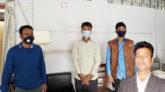 কোম্পানীগঞ্জের আলোচিত 'পাথর খেকো' আঞ্জু গ্রেফতার