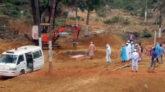 করোনায় মারা যাওয়া কানাইঘাটের কারাবন্দির লাশ নেয়নি পরিবার, মানিকপিরের টিলায় দাফন