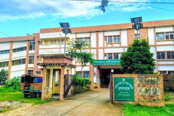 খাদিমপাড়ায় করোনা আইসোলেশন সেন্টার চালু