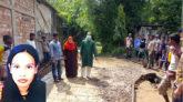 সিলেটে মহিলা মেম্বার সেলিনার কাজে অনিয়ম : রডের বদলে বাঁশ দিয়ে রাস্তা নির্মাণ