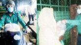ডিউটি শেষ হলেই খাবার নিয়ে বেরিয়ে পড়েন 'মানবতার ফেরিওয়ালা' পুলিশ সদস্য সফি